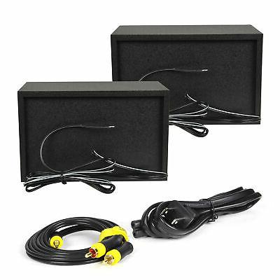 Thonet Vander Laut Bt 2.1 340W 68WRMS Multimedia Bluetooth Sound