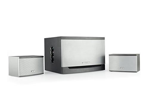 thonet vander laut bluetooth 340 watt multimedia speaker sys