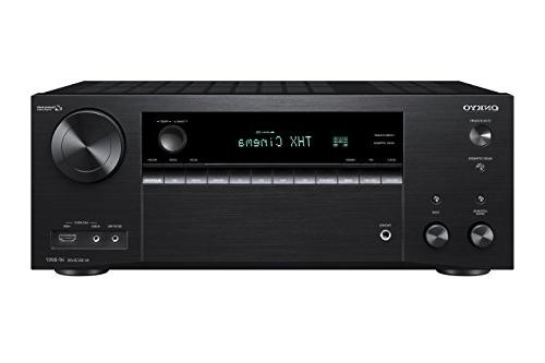 Onkyo Surround Sound Black