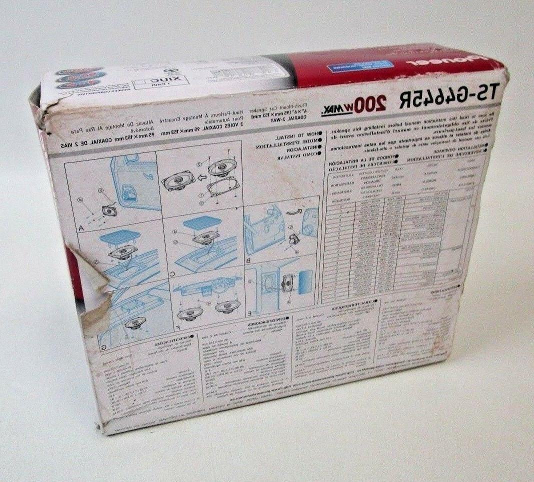 Pioneer 4'x6' Max Power