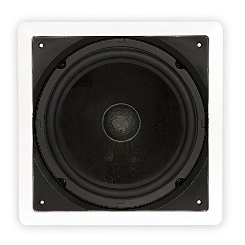 """Theater TS1000 10"""" in Wall Subwoofers Set"""