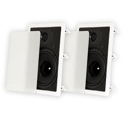 ts80w in wall 8 speakers home theater