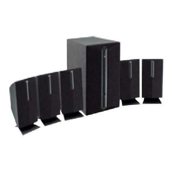 Surround system 5.1 Channel Subwoofer home