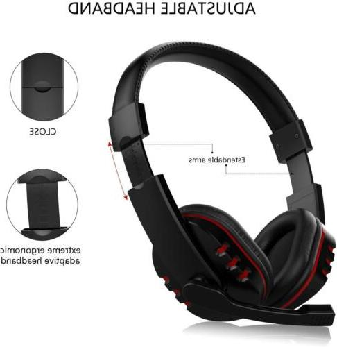 US Sound Headphones For PS4 Xboxone