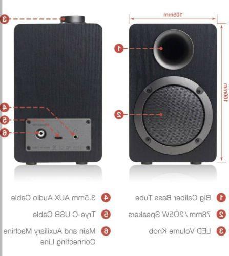 USB-Powered Speakers; Mica PB20i