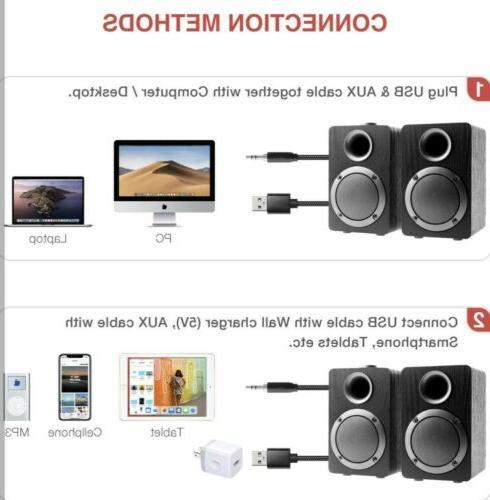 USB-Powered Mica PB20i Surround