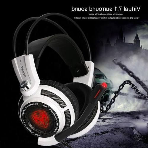 Somic Virtual Sound Headset Game Earphones