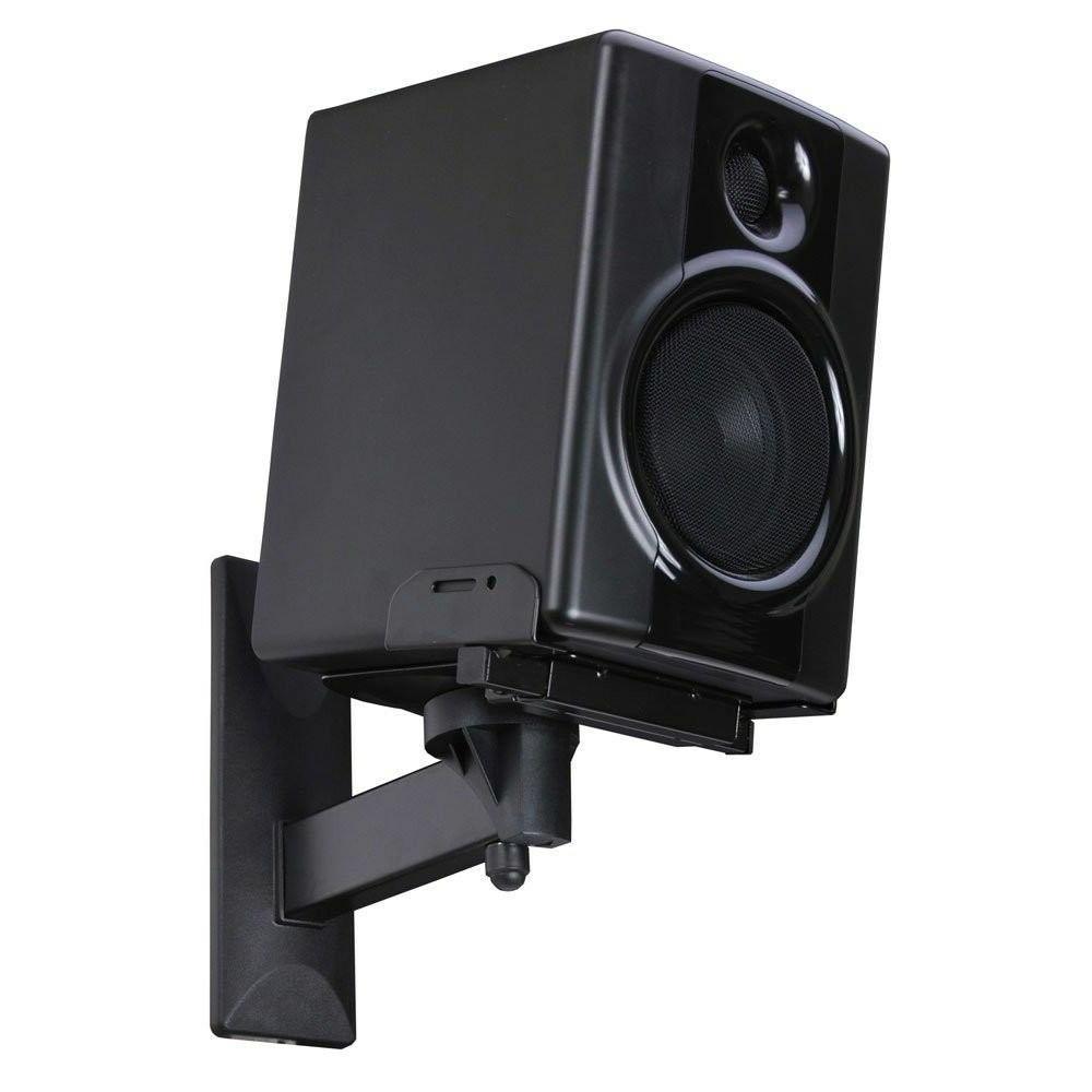Wall Speaker Sound Audio Mounting Bracket Shelf