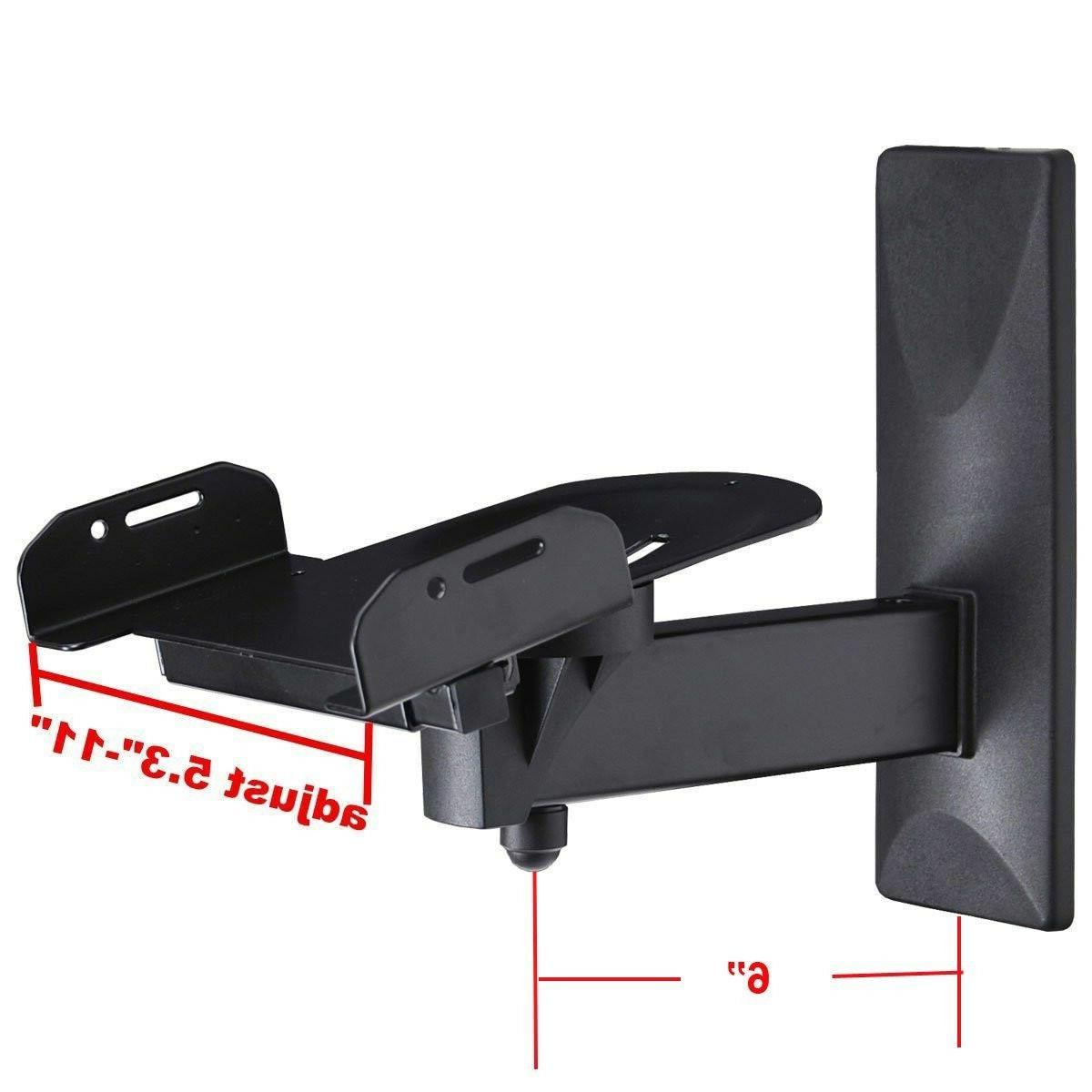 Wall Sound Audio Home Mounting Side