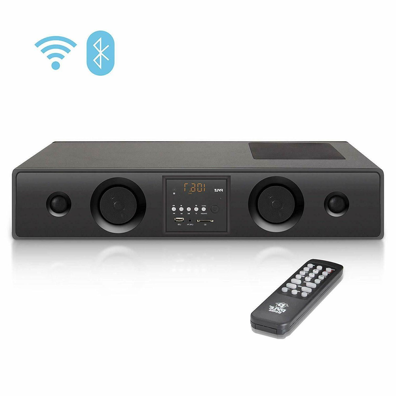 wifi sound bar speakers