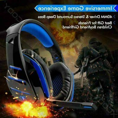 Wired Sound Headset LED for Ninendo Switch