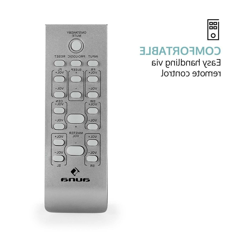 Wireless System Home Theater Speaker Set