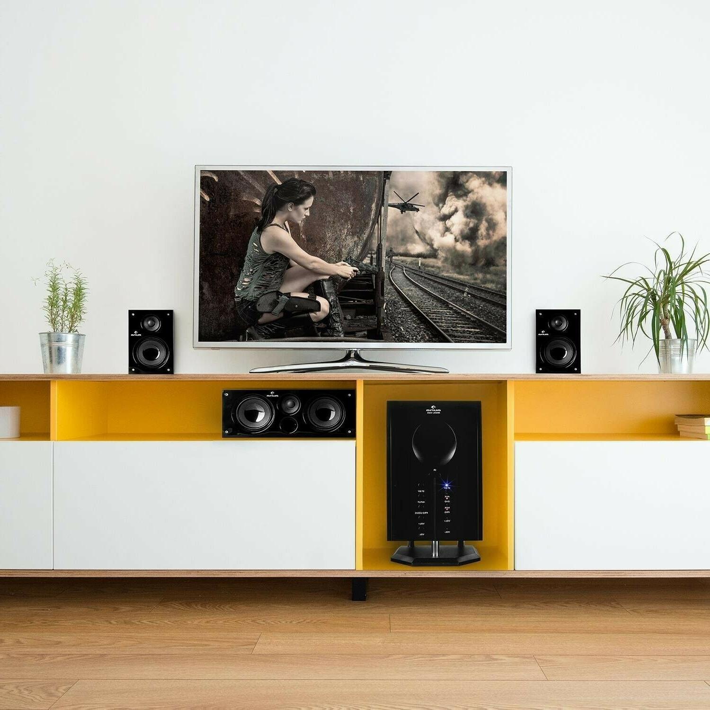 Wireless Surround System Speaker