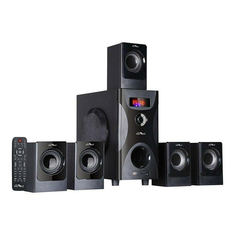 wireless surround sound system home entertainment bluetooth
