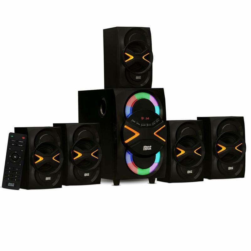 Wireless Sound Home Theater Bluetooth