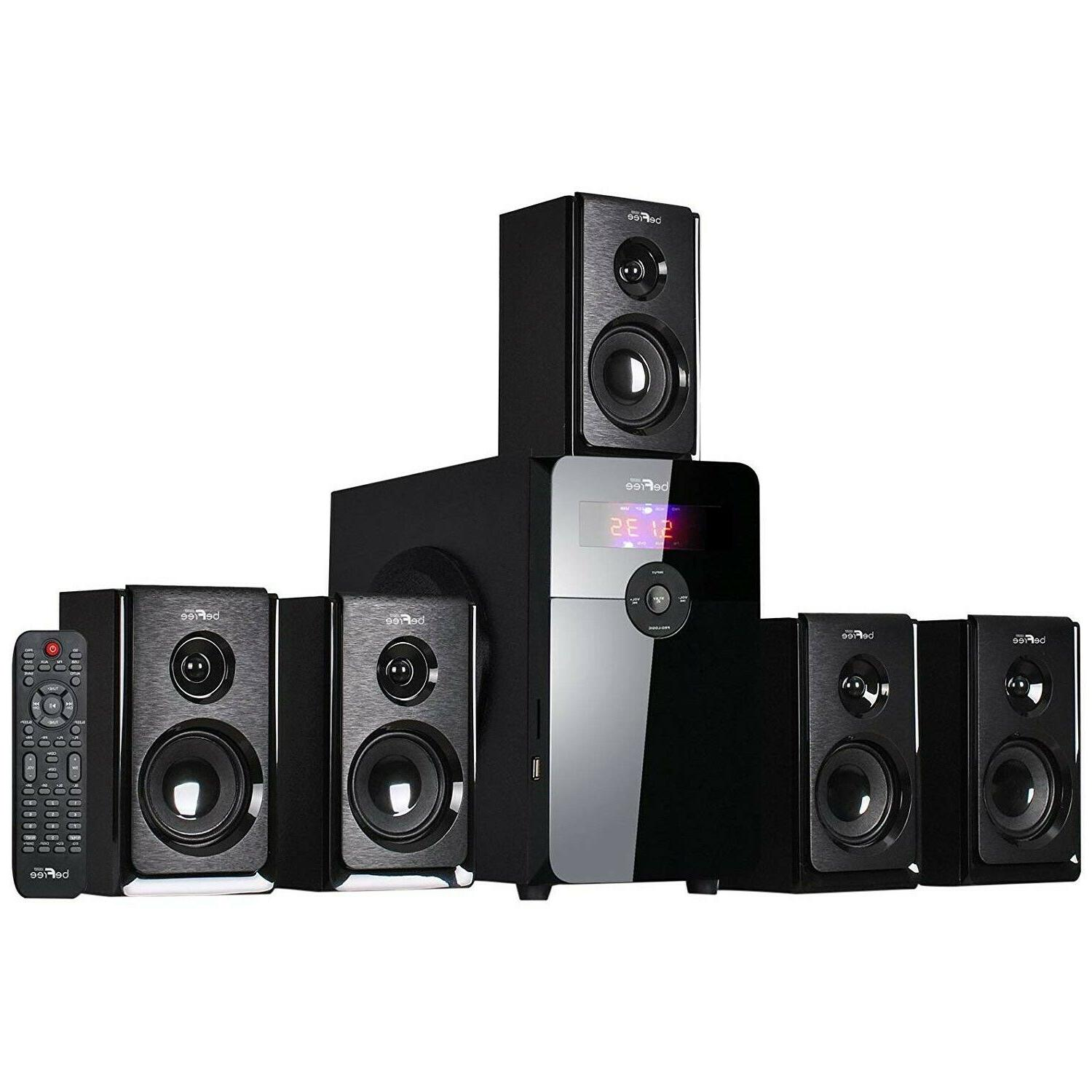 Wireless Home Theater Set