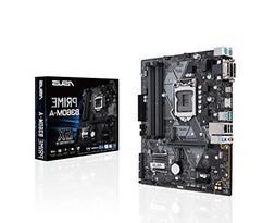 ASUS LGA1151  DDR4 HDMI DVI VGA M.2 mATX Motherboard
