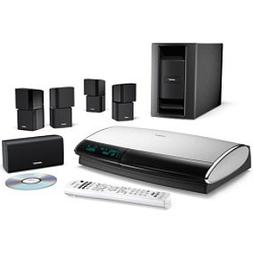 Bose Lifestyle 38 Series IV Home Entertainment System - Blac