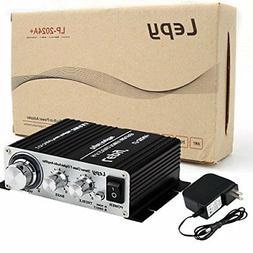 Lepy LP-2024A-HA LP-2024A+ Hi-Fi Audio Stereo Power Amplifie