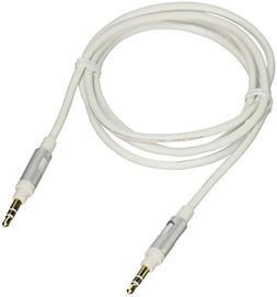 Monster Mobile Audio Cable 3.5mm Male to Male Stereo Audio C