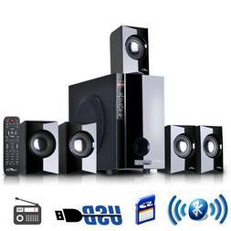 New beFree Sound 5.1 Channel Surround Sound Bluetoot Speaker