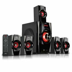 new befree 5 1 channel surround sound