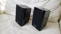 NEW YAMAHA NS-B40 Speaker Set Of 2 Home Theater Surround Sou