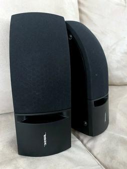NEW/Open Box Bose 161 Surround Sound, Mid Range 2.0 Speaker