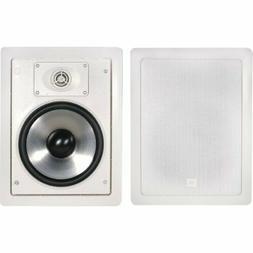 New JBL SP8II 2-way 8-Inch In-Wall Speaker with Swivel Mount