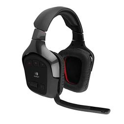 New Logitech Wireless Gaming Headset G930 with 7.1 Surround
