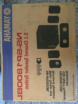 Yamaha NS-SP1800 5.1 Channel Home Theater Speaker System - N