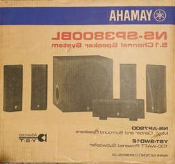 Yamaha NS-SP3800 5.1 Channel Home Theater Speaker System - N