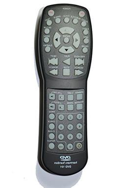 OEM Harman Kardon Remote Control: DVD-101