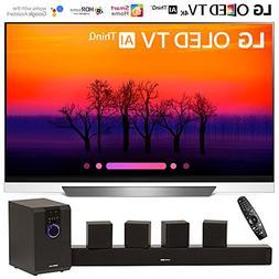 """LG OLED55E8PUA 55"""" Class E8 OLED 4K HDR AI Smart TV  with Sa"""