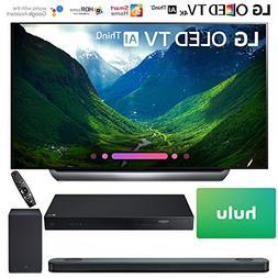 """LG OLED55C8PUA 55""""-Class C8 OLED 4K HDR AI Smart TV  + LG SK"""