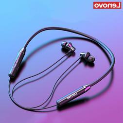 Original Lenovo HE05 Wireless Magnetic Sport Earphone Blueto