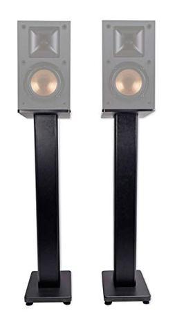 pair bookshelf speaker stands