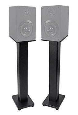 """Pair 36"""" Bookshelf Speaker Stands Cerwin-Vega XLS-6 Bookshel"""