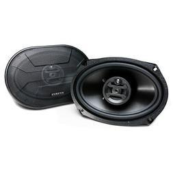 "Pair Hifonics ZS693 6x9"" 800 Watt Car Audio Speakers"