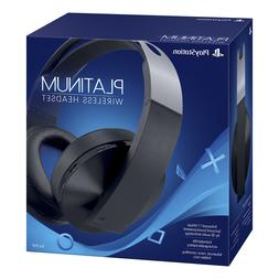 PlayStation Platinum Wireless Headset - PlayStation 4 NEW