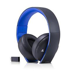 PlayStation4 Gold Wireless Stereo Headset for PlayStation 4