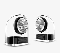 Portable Wireless Bluetooth Speakers With Double Trumpet, Tw