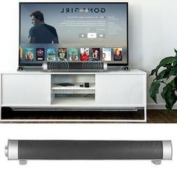 Powerful 3D Surround Sound Bar System Bluetooth TV Speaker H