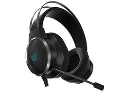 Acer Predator Galea 500 Gaming Headset, EQ Controller, 3D so