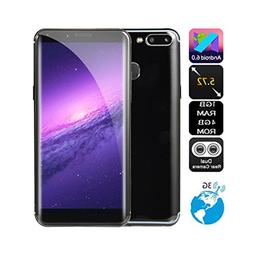 Connia 5.72 inch Quad Core Dual HD Camera Smartphone Android