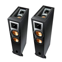 Klipsch R-26FA Dolby Atmos Floorstanding Speakers - Pair