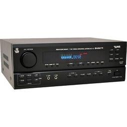PYLE PT588AB Pyle 5.1-Channel Home Receiver with HDMI & Blue
