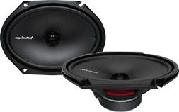 Rockford R168X2 Prime 6 x 8 Inches Full Range Coaxial Speake