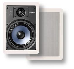 "Polk Audio RC65i 2-way Premium In-Wall 6.5"" Speakers, Pair o"