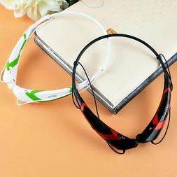 Rechargeable Wireless Bluetooth Sport Headphone Headset Earp